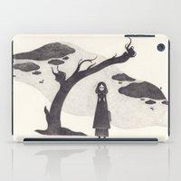 Vanessa Ives iPad Case