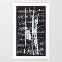 Untitled 005 Art Print