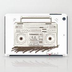 I {❤} RADIO iPad Case