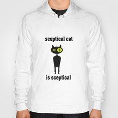 Sceptical Cat Hoody