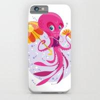 Miss Ocptopus iPhone 6 Slim Case