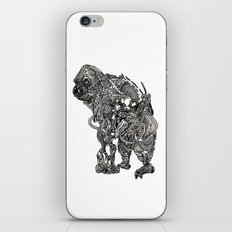 Not so Bigfoot iPhone & iPod Skin