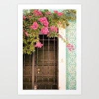 Door #6 Art Print