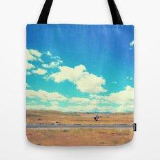 California Central Valley Tote Bag