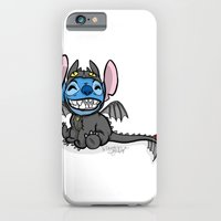 Toothless Stitch iPhone 6 Slim Case
