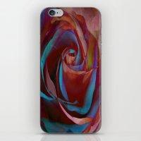 Rose3 iPhone & iPod Skin