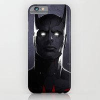 iPhone & iPod Case featuring BeyondBat by Yvan Quinet