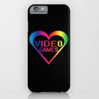 love video games iPhone 6 Slim Case