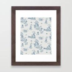 Toile de StarWars Framed Art Print