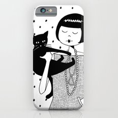 the cat's meow iPhone 6 Slim Case