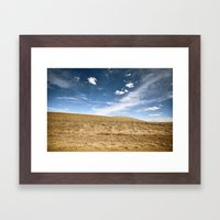 Prairie Framed Art Print