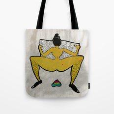 CMY Poo Tote Bag