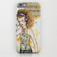 She Listens iPhone 6 Slim Case