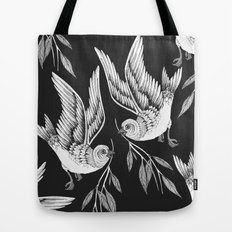 Miuotti Birds Tote Bag