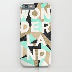 Wonderland iPhone 6 Slim Case