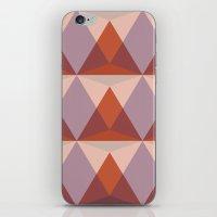 Midcentury Pattern 08 iPhone & iPod Skin