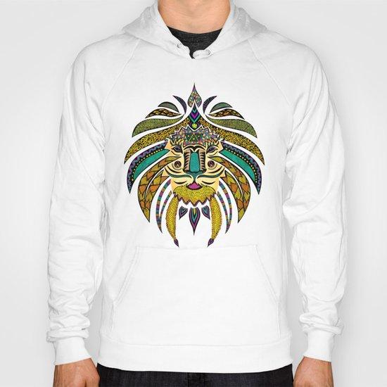Emperor Tribal Lion Hoody