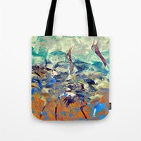 ...it Obstructs My View … Tote Bag