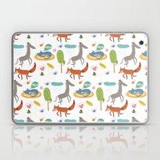 Happy animals Laptop & iPad Skin