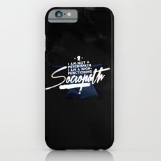 Sherlock Holmes iPhone 6 Slim Case