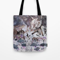 The Myth of Power Tote Bag