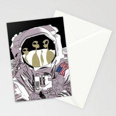 Meet Buzz Aldrin Stationery Cards