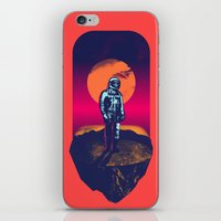 Awakening In A Strange L… iPhone & iPod Skin