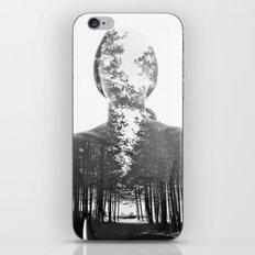 Scar V iPhone & iPod Skin