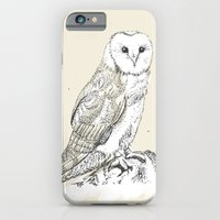 Mr Barnsby Owlsworth The… iPhone 6 Slim Case