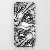 iPhone & iPod Case featuring Fox by Ejaculesc