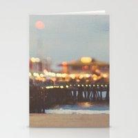Beach Candy. Santa Monic… Stationery Cards