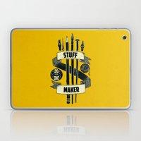 Stuff Maker Laptop & iPad Skin