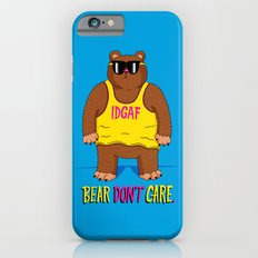 Bear Don't Care iPhone 6s Slim Case