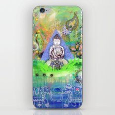 Namaste iPhone & iPod Skin
