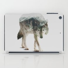 Winter Hunter iPad Case