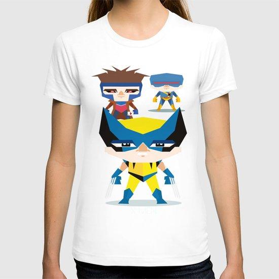 X Men fan art T-shirt