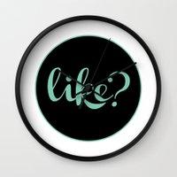 like? Wall Clock