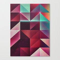 yp tri glww Canvas Print
