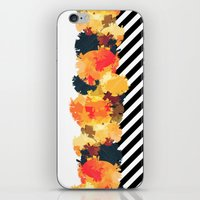 The Fall Patterns #3  iPhone & iPod Skin