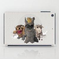 Wild one³ iPad Case