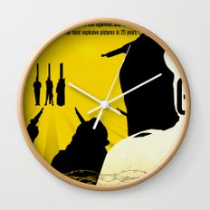 Paths of Glory Wall Clock