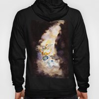 Little Owl Boy and the Milky Way Hoody