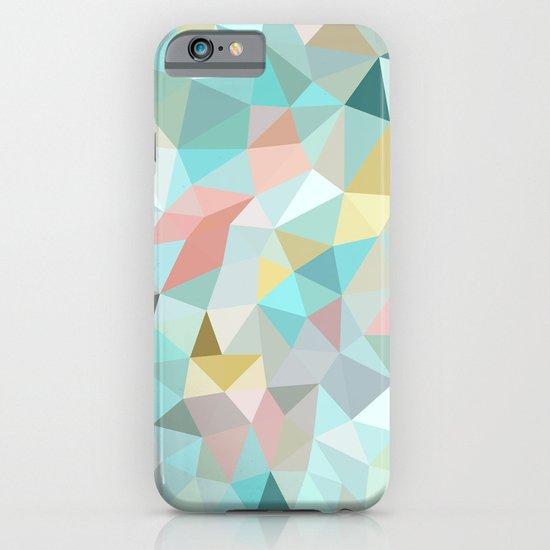 Pastel Tris iPhone & iPod Case
