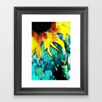 :: Sun Kissed Fate:: Framed Art Print
