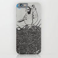 iPhone & iPod Case featuring Song of Harmony by samalope