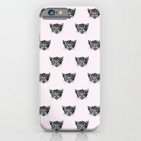 Polka Cat iPhone 6 Slim Case