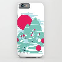 iPhone & iPod Case featuring Le tour by SpazioC