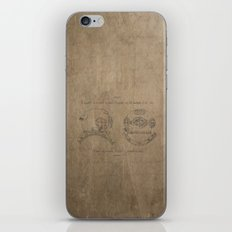 Rapture iPhone & iPod Skin