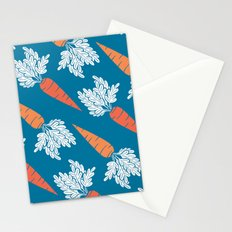 Carrots II Stationery Cards