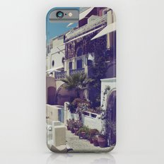 Streets of Santorini I  iPhone 6 Slim Case